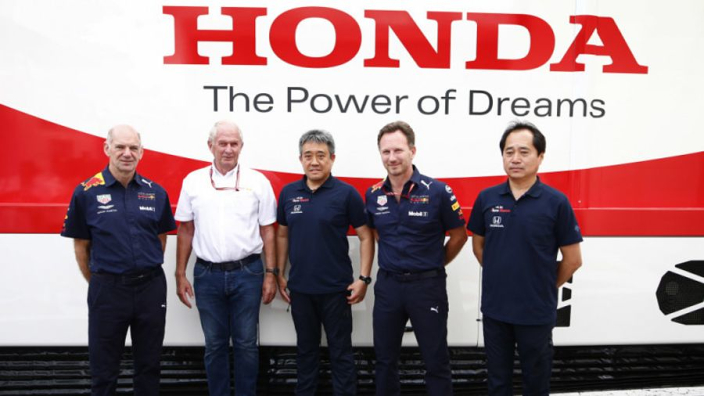 Honda to trial 2019 Red Bull components in Russia