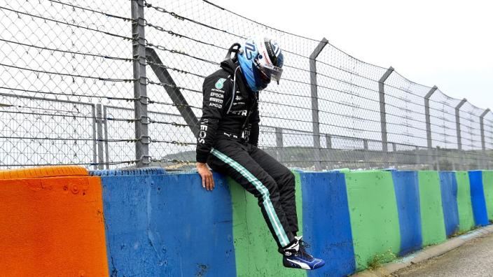 "Wolff adamant Bottas error ""doesn't influence"" Mercedes driver decision"