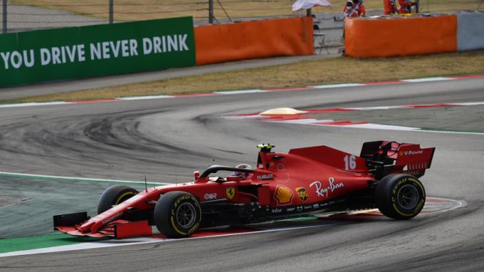 """Palmer niet te spreken over actie Leclerc: """"Dat is het domste wat je kunt doen"""""""