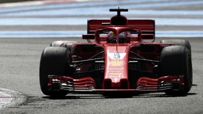Vettel, Bottas en Leclerc klaar met productieve testdagen op Paul Ricard