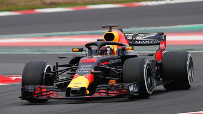 Red Bull Racing monteert nieuwe motoren in Monza en ontvangt gridstraf