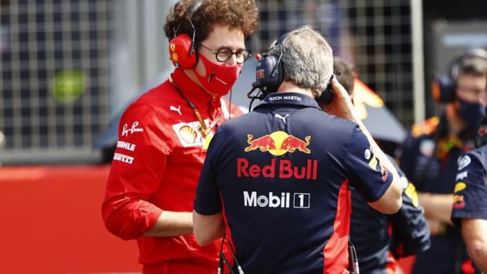 Ferrari wil misschien motoren leveren aan Red Bull: ''Iets dat we moeten overwegen''