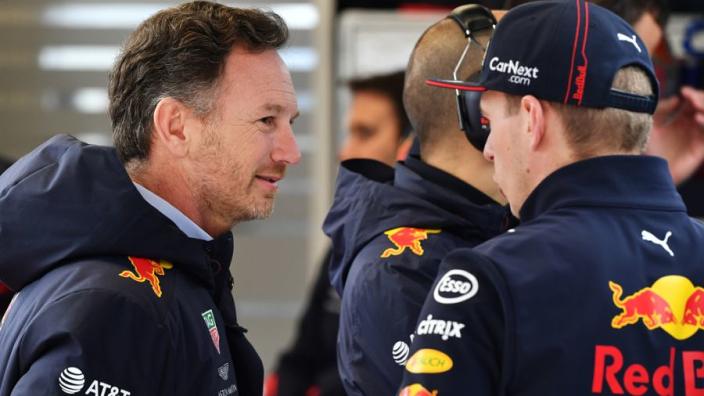 """Horner over Dutch Grand Prix: """"Geen idee hoe we daarheen gaan"""""""