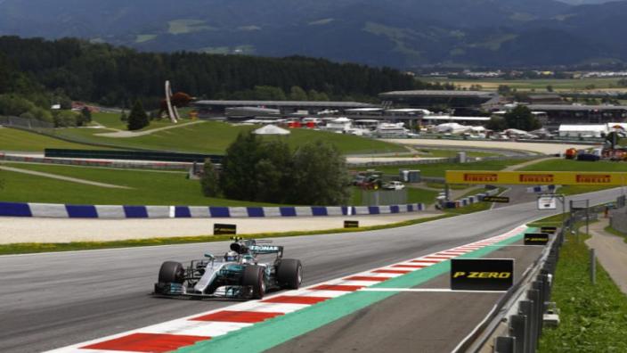 'Grand Prix van Oostenrijk gaat vooralsnog door zoals gepland'