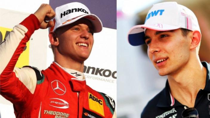 Schumacher komt niet in de plannen voor bij Mercedes: 'Ocon heeft de prioriteit'