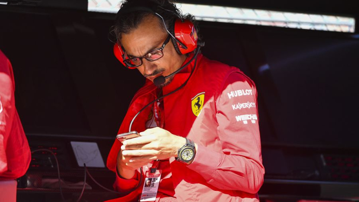 "Relaxed Covid testing regime at F1 grands prix ""not a player"" - Ferrari"