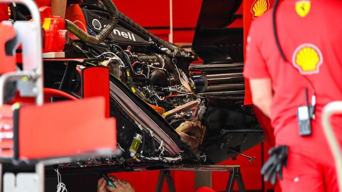 "Ferrari facing vital step with ""brand new"" 2022 power unit"