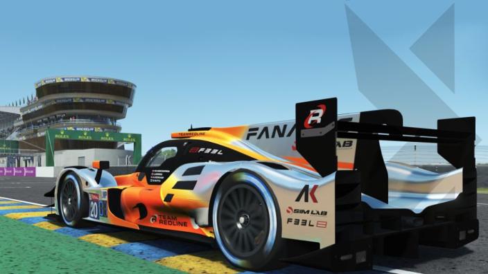 Verstappen woest na noodlottig einde virtuele Le Mans