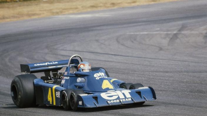 Waarom een Formule 1-auto ooit zes wielen had | FactChecker