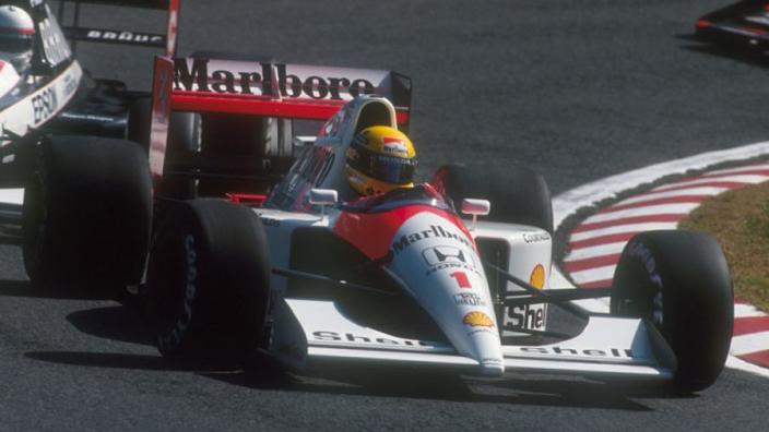 Damon Hill compares Verstappen to Ayrton Senna