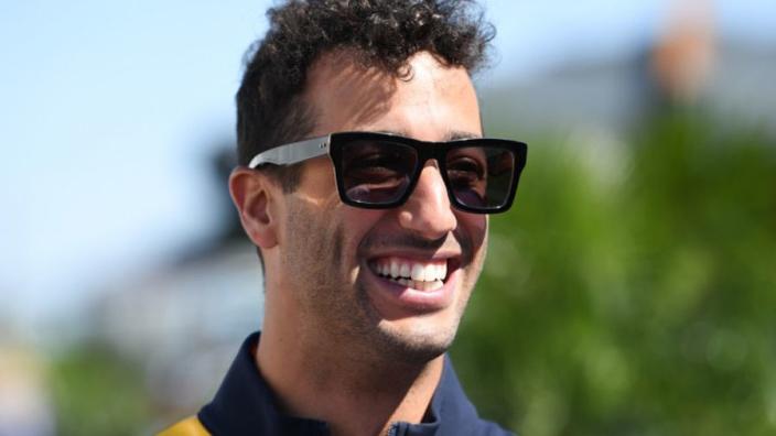 Is dit de nieuwe vriendin van Daniel Ricciardo?