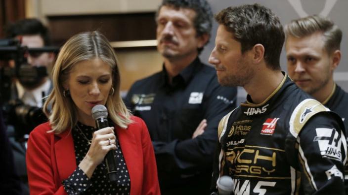 """Grosjean over mogelijke strijd met Red Bull: """"Dat zou prachtig zijn!"""""""