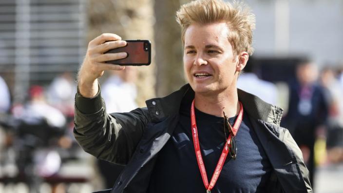 'Rosberg niet aanwezig in Baku door 'schorsing' van de FOM'