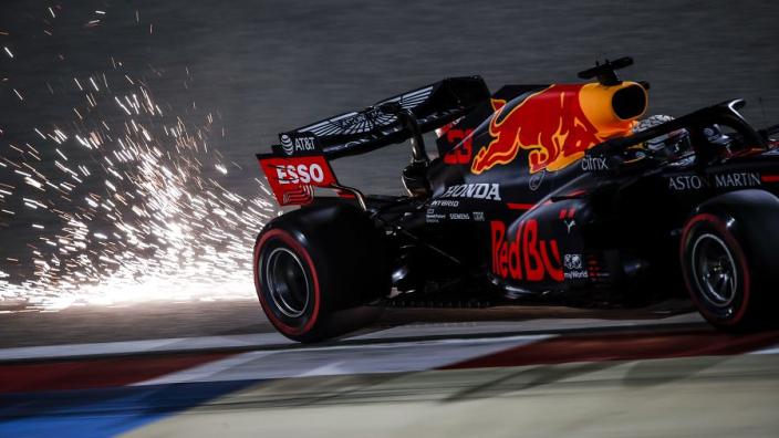 Buxton: 'Voor het eerst heeft Red Bull hun lot op het gebied van de krachtbron in eigen hand'