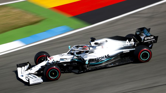 Mercedes ditch German GP upgrade as Ferrari dominate