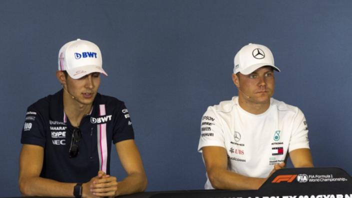 No 'surprise' if Mercedes ditch Bottas for Ocon