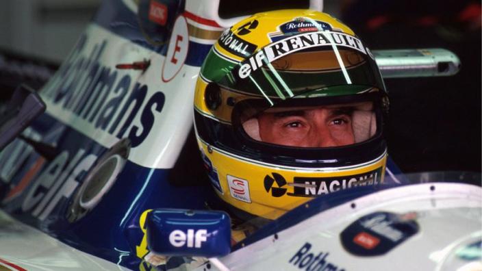 Vandaag 25 jaar geleden: Ayrton Senna komt om het leven op Imola