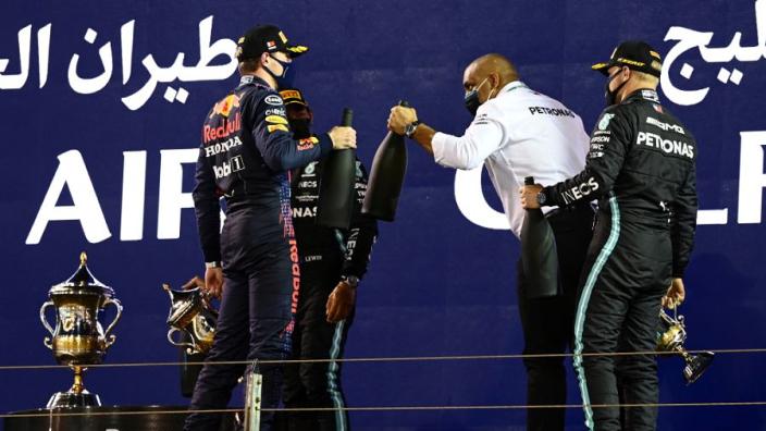 Briatore legt de schuld bij Red Bull: 'Verstappen had de race kunnen winnen'