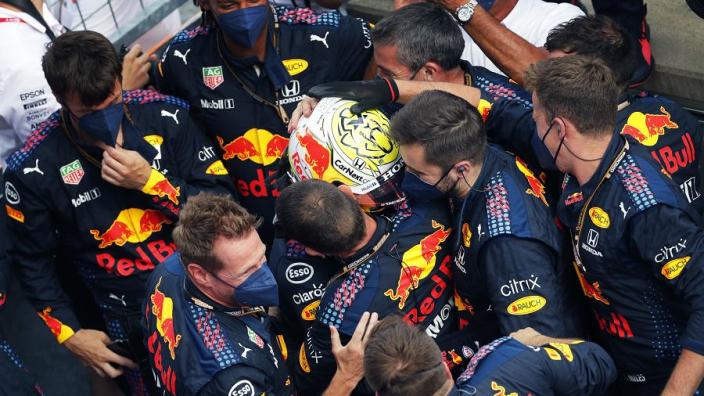 Verstappen staat achter Red Bull: 'Ben het volledig eens met de aanpak voor dit seizoen'