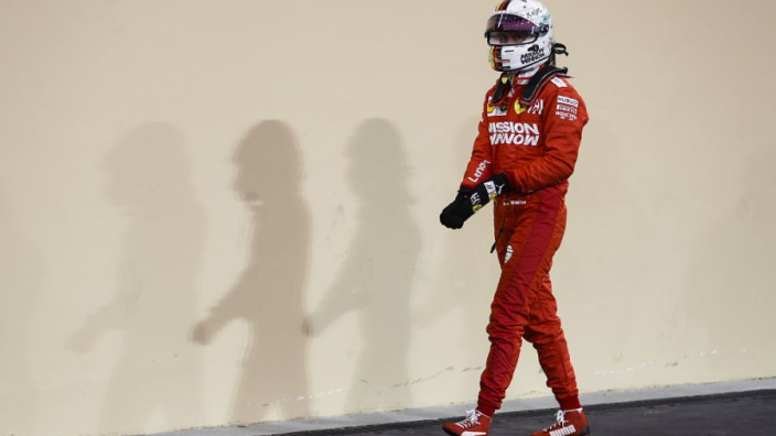 Has Sebastian Vettel lost his touch, or was 2019 just a blip?
