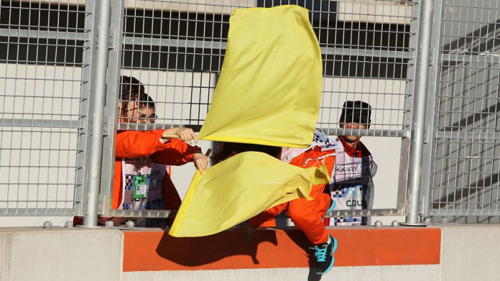 F1 considering yellow-flag trial in Texas