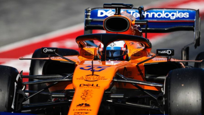 Renault engine has made a 'big step' in 2019 - Sainz