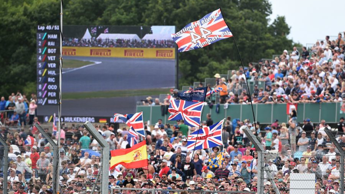 Silverstone backs 'vaccine passport' to allow capacity crowd at British Grand Prix