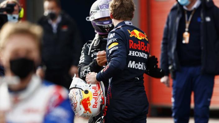Hamilton verwacht opnieuw zware kluif te krijgen aan Red Bull in Portugal