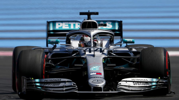 Hamilton feared tyre blowout in France