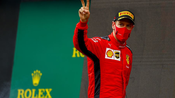 Is Vettel back to his best after Turkish GP podium?