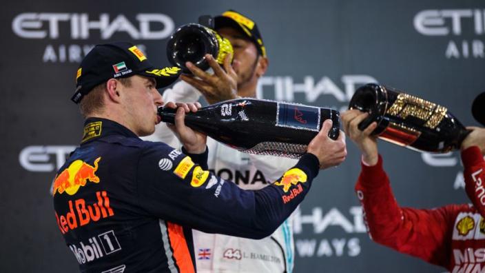 Abu Dhabi Grand Prix: Driver Ratings