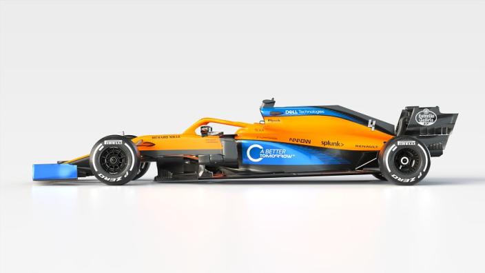 FOTO'S: De McLaren MCL35 F1 2020 vanuit alle hoeken
