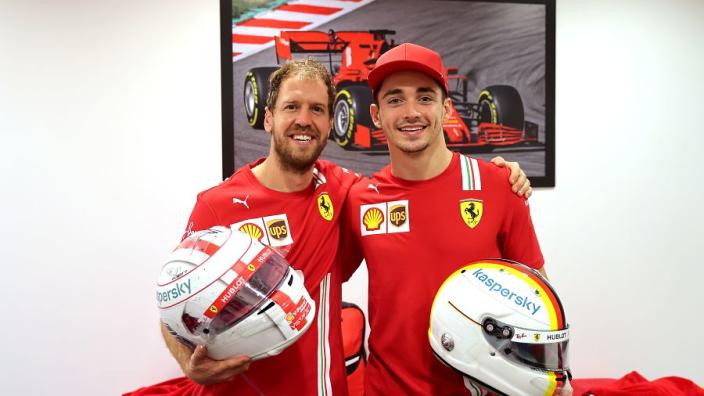 Vettel noemt Leclerc 'meest getalenteerde Formule 1-coureur van afgelopen 15 jaar'