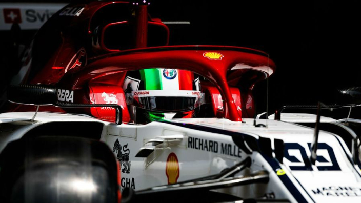 Alfa Romeo confirms 2020 driver line-up