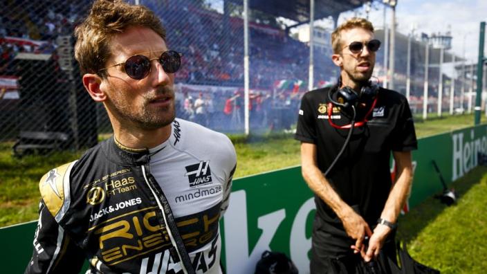 Why Haas chose Grosjean over Hulkenberg