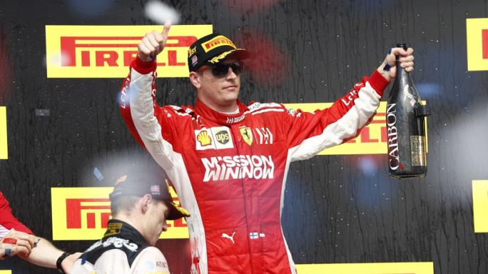 Biografie van Kimi Räikkönen