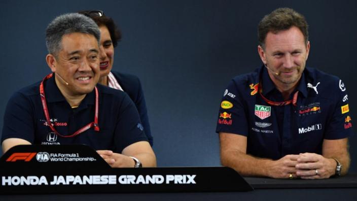 Honda: 'Hangt ook van Red Bull af of we in de Formule 1 blijven'