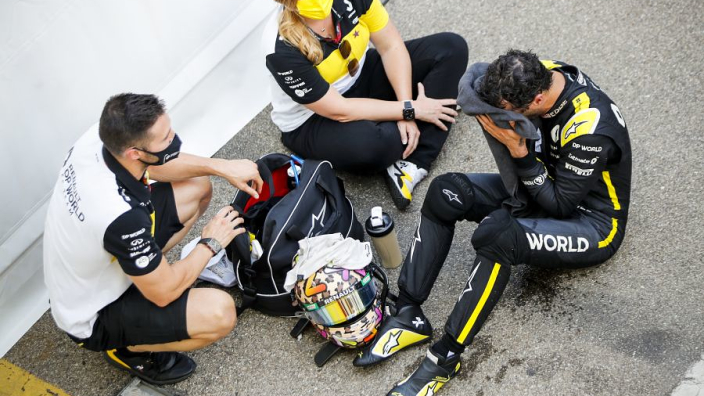 """Ricciardo out to resolve """"unfinished business"""" in Bahrain"""