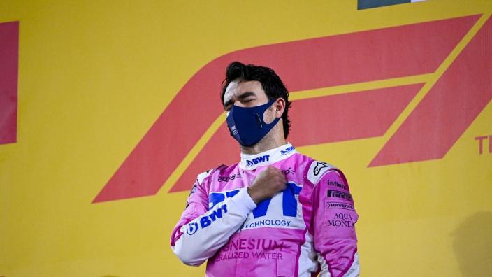 Perez nodigde Horner en Marko uit voor een paar tequila's in Bahrein