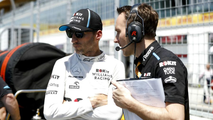 Williams explain Kubica's Sochi DNF after sponsor scrutiny