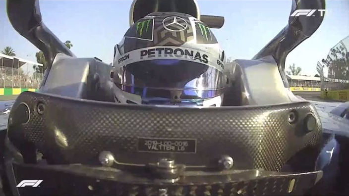 VIDEO: Bottas tells doubters: 'F*** you'.