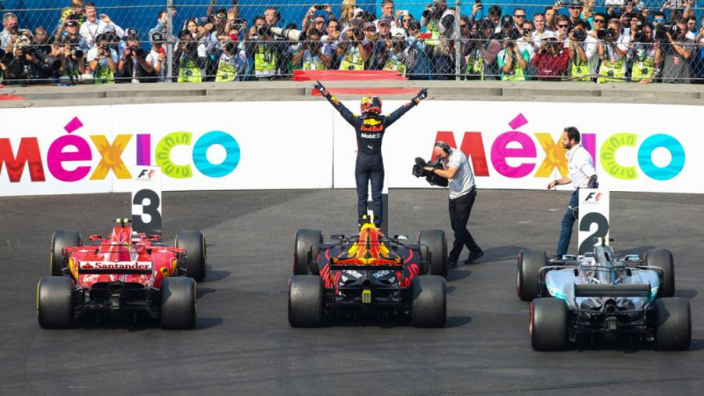 Mexican GP latest to come under threat of leaving F1