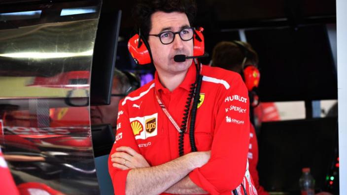 Piero Ferrari: 'Moesten ervoor zorgen dat Binotto bij ons bleef'