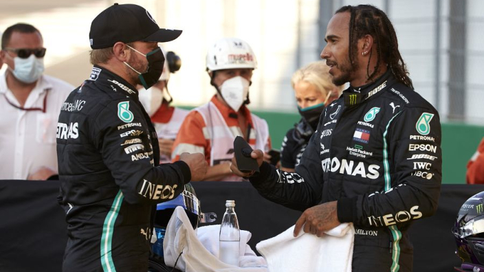 Mercedes-engineer gaf Lewis Hamilton toestemming voor foute proefstarts