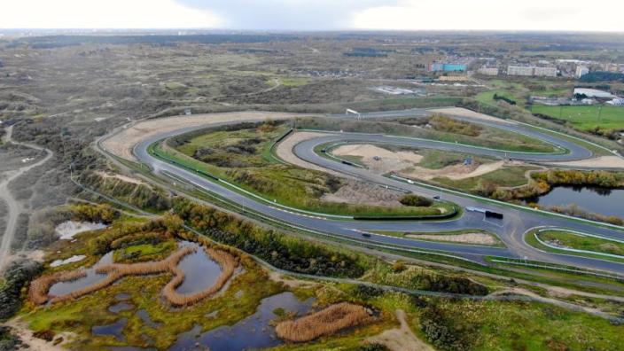 Provincie dreigt met boete voor Circuit Zandvoort
