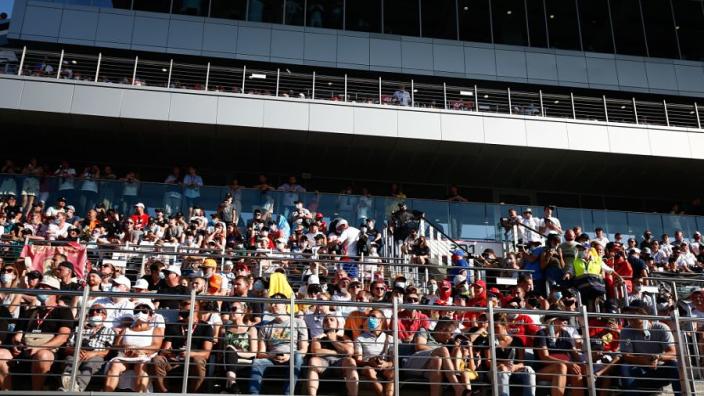 Recordaantal coronabesmettingen Formule 1 niet te wijten aan fans