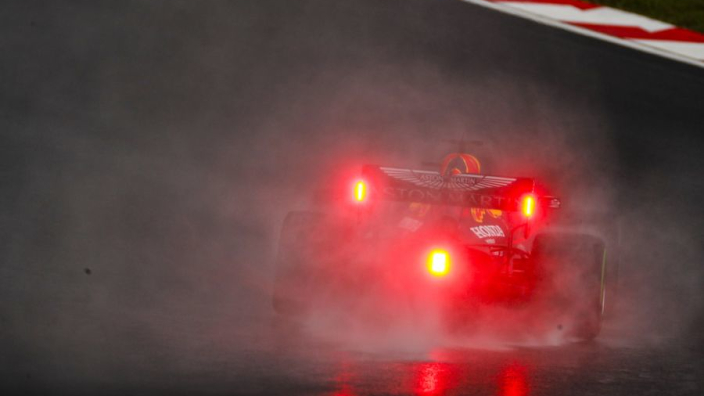 Weerbericht Grand Prix Turkije: kleine kans op regen