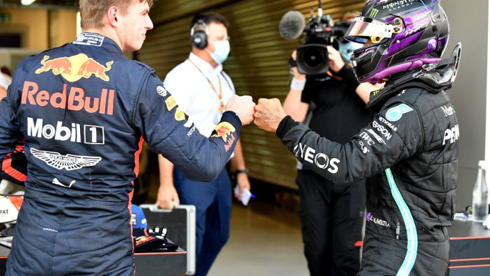 Verstappen not expecting repeat of Silverstone success