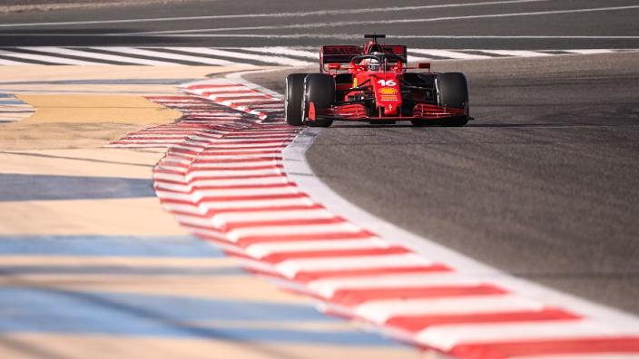 Leclerc voorzichtig positief: 'Het is nog vroeg, maar alles voelt goed'