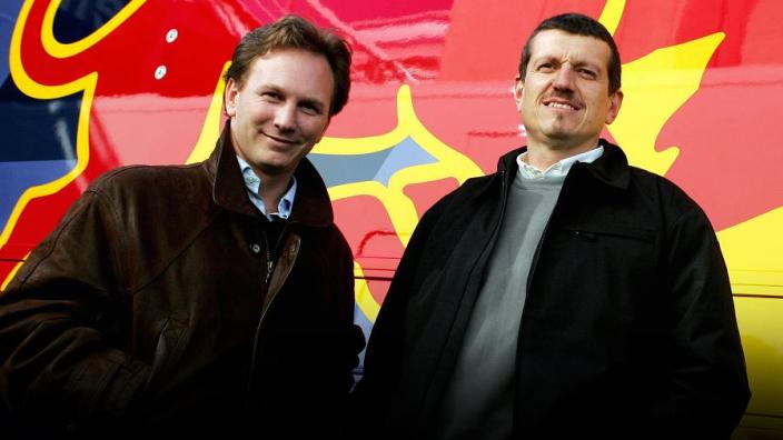 Van Red Bull-kopstuk tot Haas-teambaas   Het Leven Van Guenther Steiner